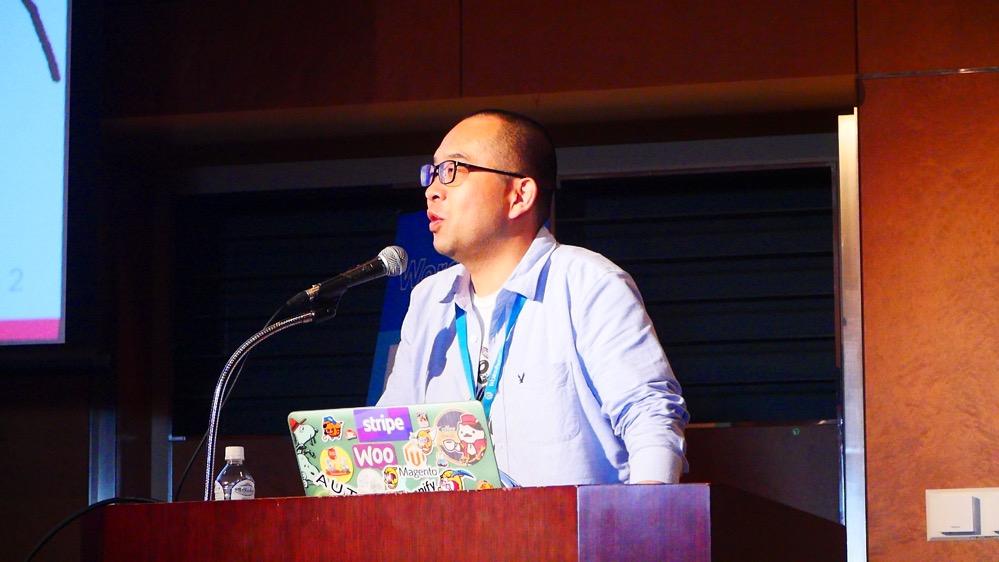 WordCamp Haneda tanaka
